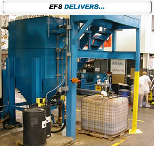 EFS Delivers... Clarifo Quench Tank
